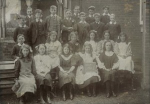 Camp class, c.1900 Darren Stanton copyright
