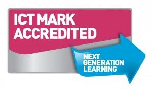 ICT mark - Accredited Logo